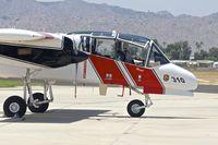N429DF @ KHMT - At Hemet Ryan Airport  , California