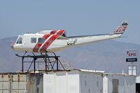 N490DF @ KHMT - At Hemet Ryan Airport  , California