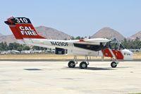 N429DF @ HMT - At Hemet Ryan Airport  , California