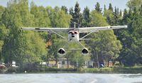 N9051M @ PALH - Departing Lake Hood