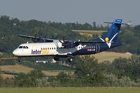 OE-LIB @ VIE - Intersky ATR 72-600 - by Thomas Ramgraber