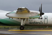 LN-WIF @ ENVD - Wideroe DHC-8 - by Thomas Ranner