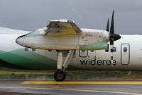 LN-WIF @ ENVD - Wideroe DHC-8 - by Thomas Ranner