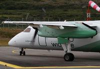 LN-WSA @ ENVD - Widerøe DHC-8 - by Thomas Ranner