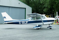 G-AVJF photo, click to enlarge