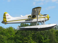 C-GRYG @ CNQ7 - This yellow Beaver was flying off the Lower Pickerel River with passengers on a scenic flight. It is based here at the Port Loring Water Aerodrome (CNQ7) in the beautiful Canadian wilderness about 140 nm North of Toronto. - by Chris Coates