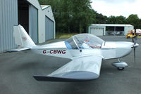 G-CBWG photo, click to enlarge