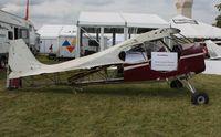 N1075H @ KOSH - Aeronca 15AC - by Mark Pasqualino