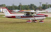 N1163F @ KOSH - Cessna 172N - by Mark Pasqualino