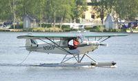 N1961P @ PALH - Taxiing at Lake Hood