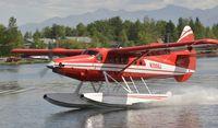 N2899J @ PALH - Departing Lake Hood - by Todd Royer