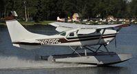 N109RC @ PALH - Landing at Lake Hood