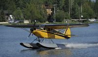 N78CW @ PALH - Departing Lake Hood