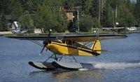 N78CW @ PALH - Departing Lake Hood