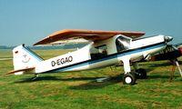 D-EGAO @ EBDT - Dornier Do-27B-3 [2200] Schaffen-Diest~OO 12/08/2000 - by Ray Barber