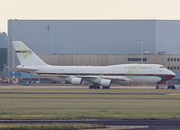 A40-OMN @ AMS - Parking for repainting on Schiphol East - by Willem Göebel