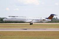D-ACNN @ EFHK - Eurowings CRJ900 - by Thomas Ranner