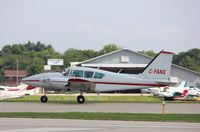 C-FANS @ KOSH - Piper PA-23-250 - by Mark Pasqualino