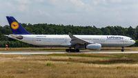 D-AIKD @ EDDF - departure via RW18W