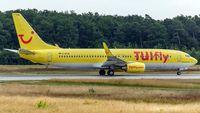 D-ATUA @ EDDF - departure via RW18W - by Friedrich Becker