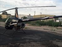 N4179T @ KTUS - Scottsdale Heli's N4179T hanging out at Southwest Heli in Tucson after taking a pax for a photo flight around the University of Arizona.
