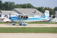 C-GDVN @ KOSH - Cessna 182B - by Mark Pasqualino