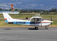 C-FHJB @ CYPK - Getting ready to leave - by Guy Pambrun