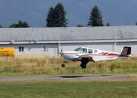 C-GHCX @ CYPK - Landing - by Guy Pambrun