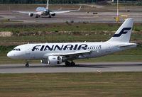 OH-LVL @ EFHK - Finnair A319 - by Thomas Ranner