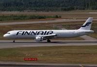 OH-LZF @ EFHK - Finnair A321 - by Thomas Ranner