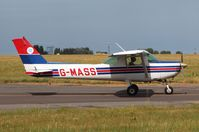 G-MASS @ EGSH - Departing from Norwich. - by Graham Reeve