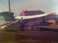 C-GZYY - Carey Lake Seaplane Base, Hearst ON 1979 - by Ken