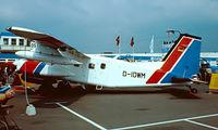 D-IDWM @ EDDV - Dornier Do.28D-2 Turbo Skyservant [4331] Hannover~D 26/04/1980 - by Ray Barber