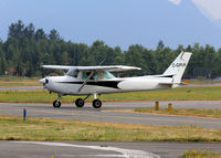 C-GPUK @ CYNJ - Soon to take off - by Guy Pambrun