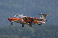 1126 @ LOXZ - Saab 105OE - by Juergen Postl