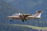 1130 @ LOXZ - Saab 105OE - by Juergen Postl