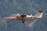 1129 @ LOXZ - Saab 105OE - by Juergen Postl