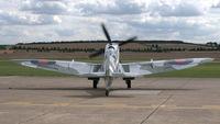 G-CTIX @ EGSU - 5. PT462 at Duxford Airfield.