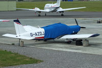 G-AZDJ photo, click to enlarge