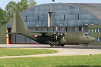 8T-CA @ LNZ - Austria - Air Force Lockheed C-130 Hercules - by Thomas Ramgraber