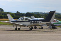G-BGKY photo, click to enlarge