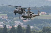 5D-HT @ LOXZ - Agusta AB-212 - by Juergen Postl
