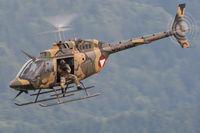 3C-OL @ LOXZ - Bell OH-58B Kiowa - by Juergen Postl
