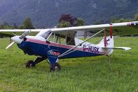 G-HUSK - 2002 Aviat A-1B
