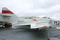 141702 - Displayed on the USS Midway on the Waterfront at San Diego , California - by Terry Fletcher
