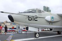 156641 - Displayed on the USS Midway on the Waterfront in San Diego , California. - by Terry Fletcher