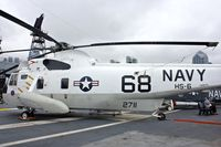 149711 - Displayed on the USS Midway on the Waterfront in San Diego , California. - by Terry Fletcher