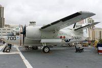 146036 - Displayed on the USS Midway on the Waterfront in San Diego , California. - by Terry Fletcher