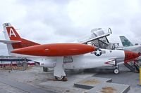 156697 - Displayed on the USS Midway on the Waterfront in San Diego , California. - by Terry Fletcher