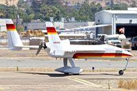 N6NG @ KSEE - At Gillespie Field , San Diego , California